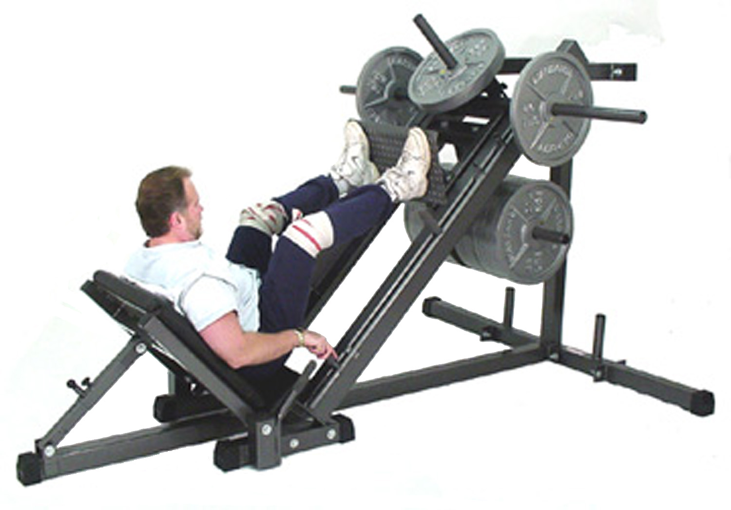 hip sled machine